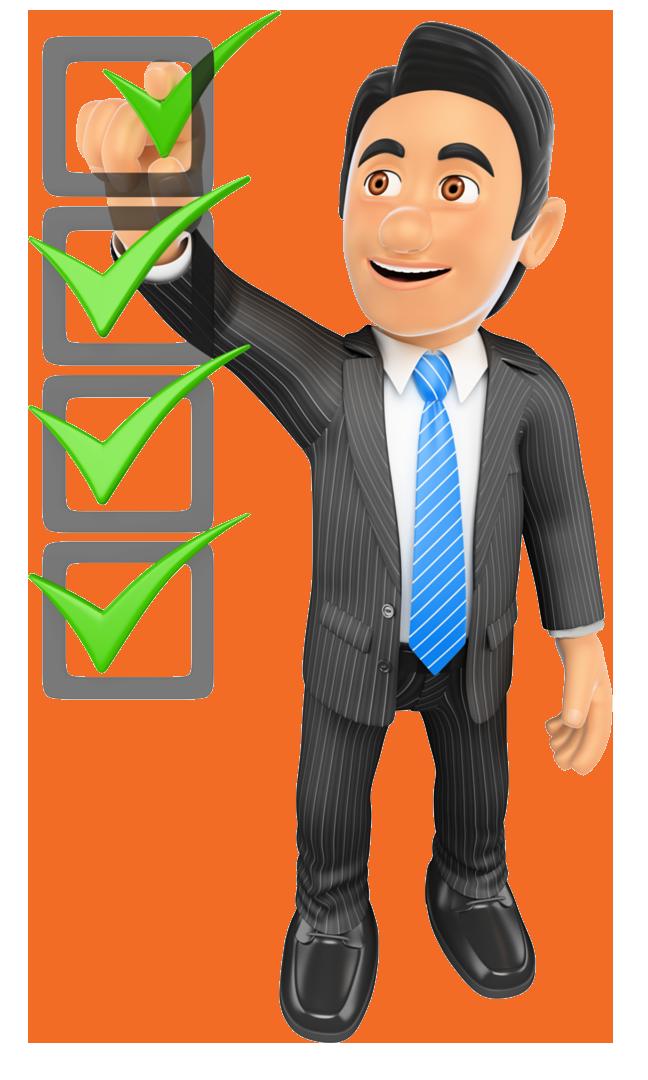 Blogging Checklist