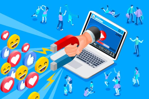Engage with your social media audience