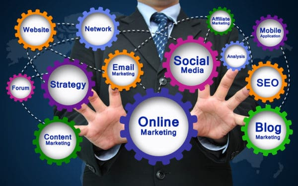Elements to include in an online marketing plan