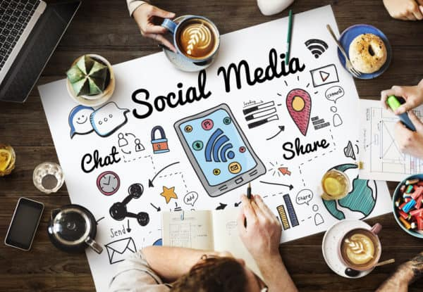 How to develop an online marketing plan with social media