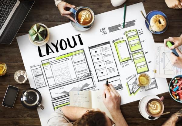 website designer and website developer