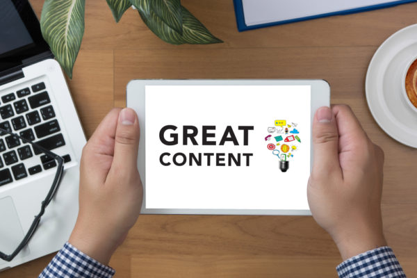 Create great twitter content.