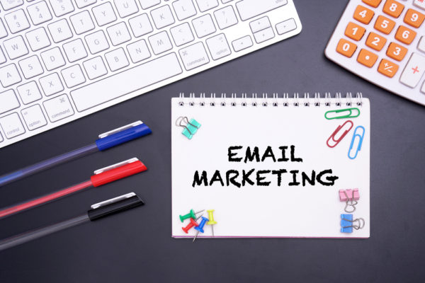Track email marketing effectiveness