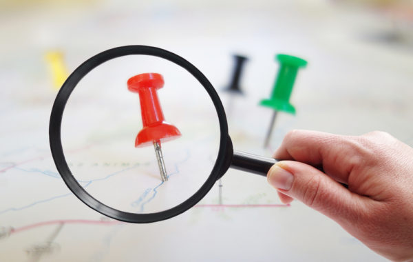 Improve your location on Google local search
