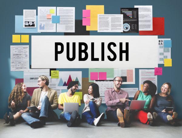 Publish new content